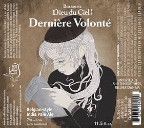 Image result for dieu du ciel derniere laberl