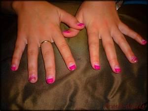 Ongles En Gel Rose : ongles en gel fresh nails ~ Melissatoandfro.com Idées de Décoration