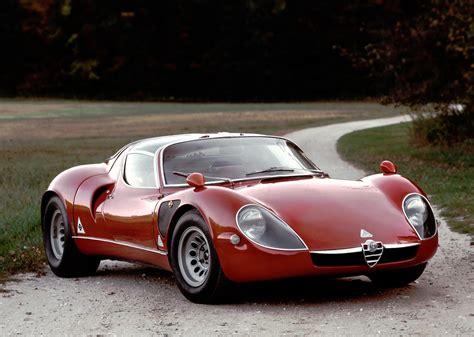 Alfa Romeo 33 Stradale  Sports Cars And Racing Stuff 001