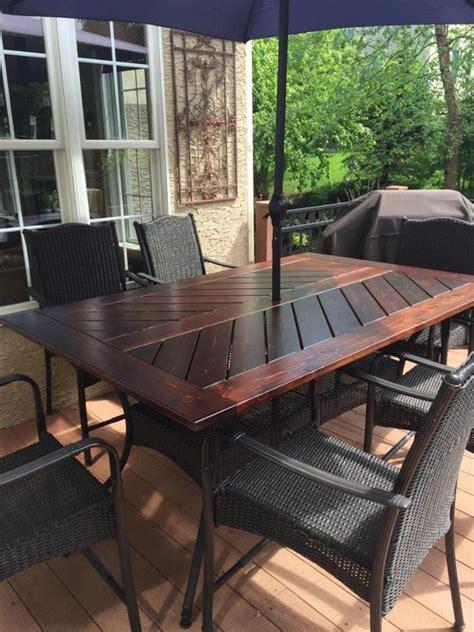 herringbone outdoor table top  gregg   lumberjocks