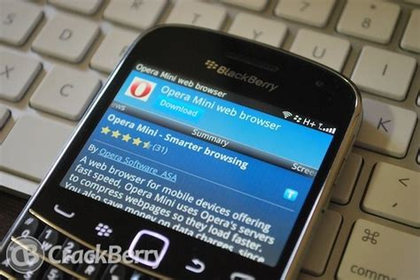 opera web browser now available in blackberry app world crackberry com
