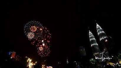 Happy Animated Gifs Celebration Whatsapp Christmas Fireworks