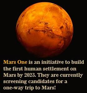 Interesting Facts About Planet Mars | Mars, Volunteers and ...