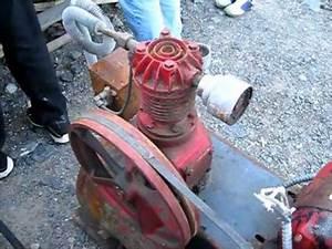 Antique Air Compressors