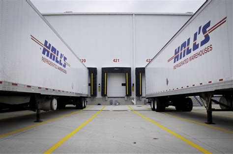 contact hall s warehouse corp