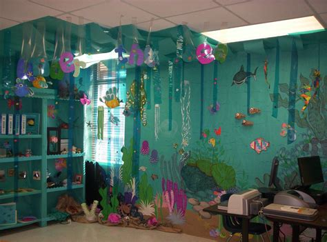 Decorating Themes : Under The Sea Classroom Theme Ideas