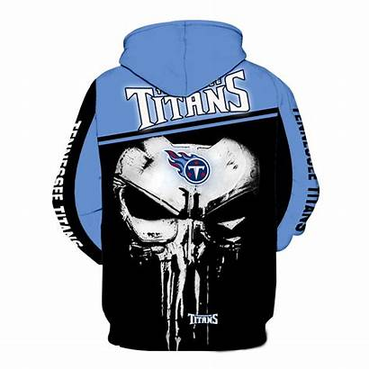 Tennessee Titans Skull Punisher