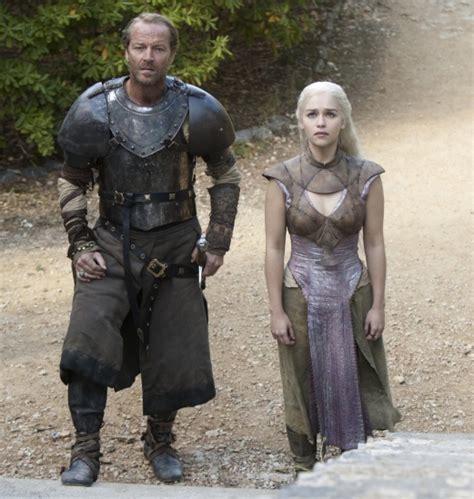 daenerys  jorah tv fanatic