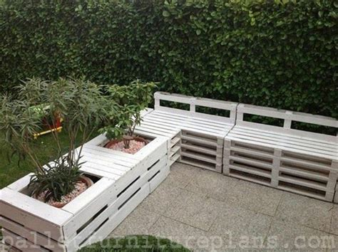 benches    pallets decoration news