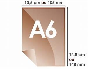6 6 En Cm : format de papier a6 d couvrez l 39 ensemble des infomations ~ Dailycaller-alerts.com Idées de Décoration