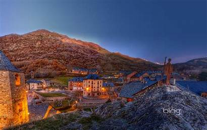 Bing Spain Lleida Microsoft Wallpapers Province Vall