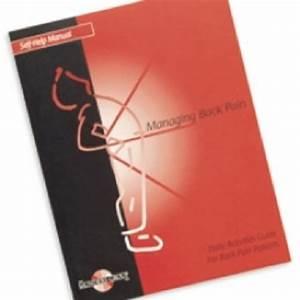 Book  Managing Back Pain Manual