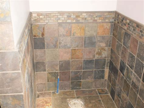of tile installing natural slate tile here s how to do it ask tile excellence