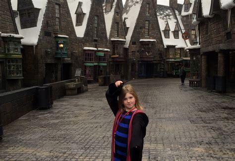 wizarding world  harry potter  universal