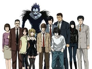 anime death note 2006