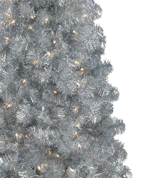 Silver Artificial  Ee  Christmas Ee   Tree Treetopia