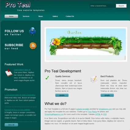 Php Homepage Template by Php Website Templates Learnhowtoloseweight Net