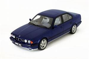 OttO: 1992 BMW M5 (E34) - Avus Blue Metallic (OT576) in 1
