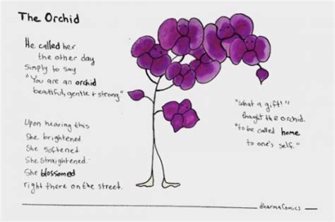 orchid quotes sayings quotesgram