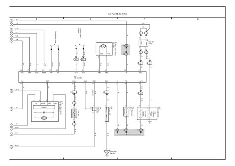 repair guides overall electrical wiring diagram 2006