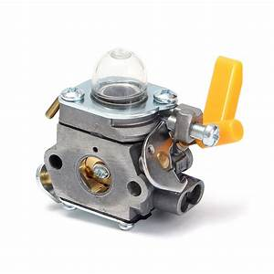Lawn Mower Carburetor For Homelite Ryobi 26  30cc String