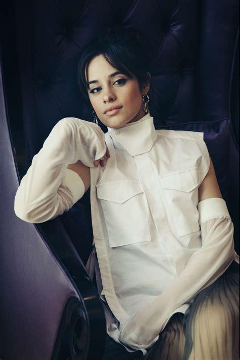 Camila Cabello Portrait Photoshoot
