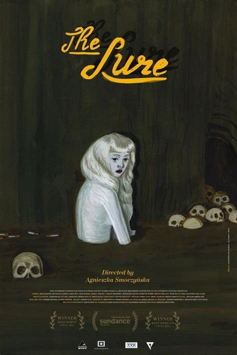lure poster horror movie movies