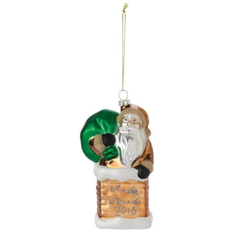 martha stewart living house advent calendar ornament set