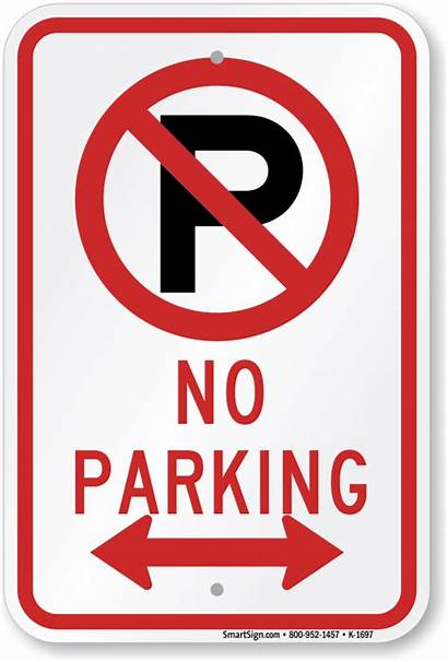 Parking Sign Signs Zone Loading Arrow Symbol