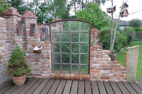 Inspirationen Für Ruinenmauern Im Garten  Garten Ideen
