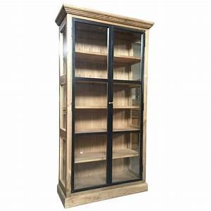 Armoire Industrielle Vintage : armoire 2 portes industrielle ~ Teatrodelosmanantiales.com Idées de Décoration