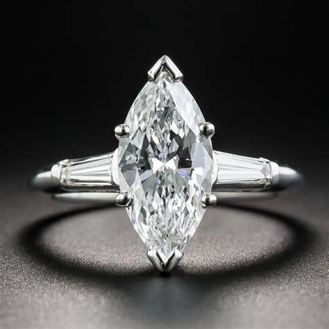 2 07 marquise diamond engagement ring d vs2