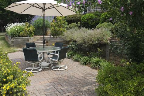 garden patio ideas acacia gardens