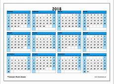 Calendario 2018 39DS