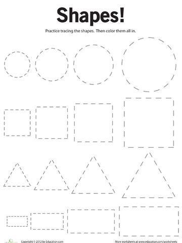 basic skills worksheets