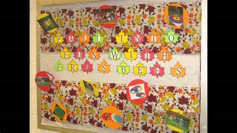 awesome fall bulletin board ideas for preschool 795 | maxresdefault