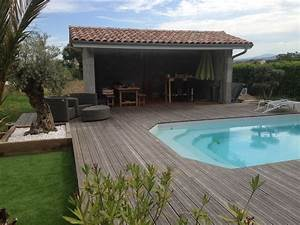 amenagement de piscine exterieur sedgucom With beautiful photo d amenagement piscine 3 amenagement de piscine exterieure jardin dart