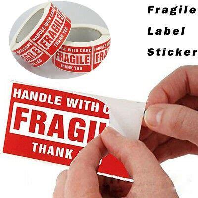 Diese aufkleber sind die perfekte kennzeichnung für. Aufkleber Vorsicht Zerbrechlich Kostenlos : Hinweisetikett ...
