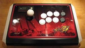 Mad Catz Street Fighter IV sticks: Ars mods, reviews ...