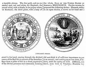 Great Seal - Jefferson's Proposed Design