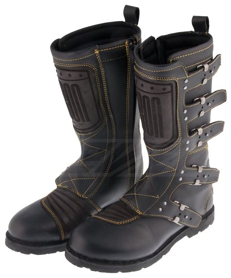 motorcycle in boots icon 1000 elsinore boots revzilla