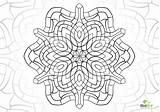 Coloring Marble Pages Printable 28kb 2526 Mandala Adult sketch template