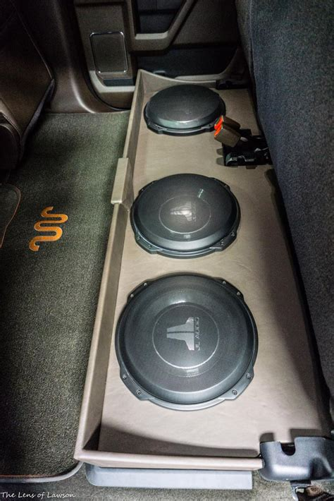 melbourne car stereo installation ford  king ranch