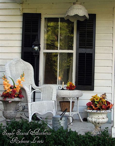 decorating for autumn is and festive