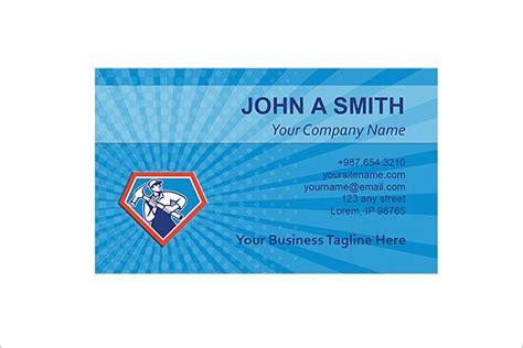 27+ Handyman Business Cards Templates Free Ideas