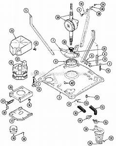 Maytag Lse7804ace Parts List And Diagram
