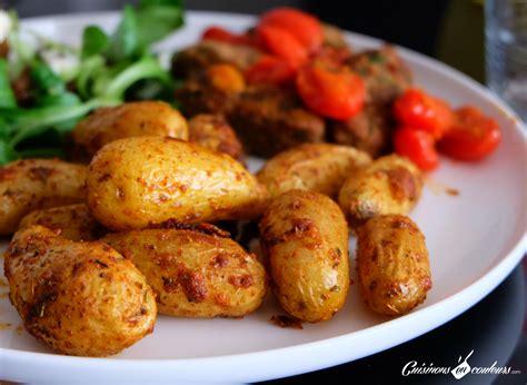 cuisiner la ratte pommes de terre aux épices rôties cuisinons en couleurs