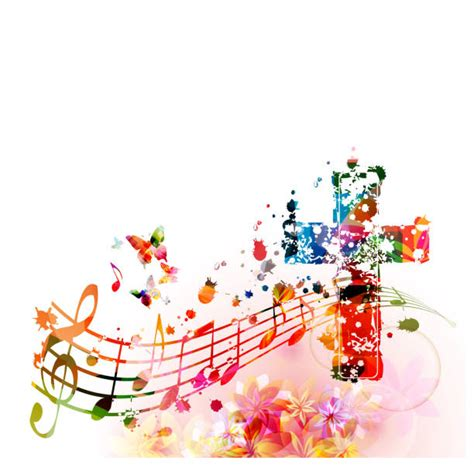Prelude and the sound of music. Gospel Choir Illustrations, Royalty-Free Vector Graphics & Clip Art - iStock