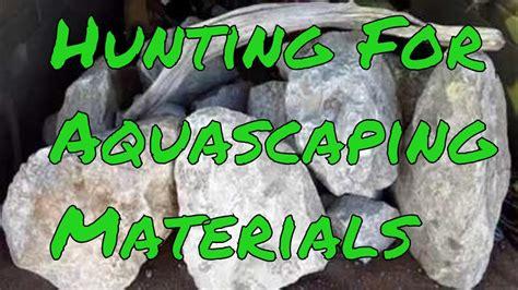 Aquascaping Materials by Diy Aquarium Hardscape Materials Aquascaping Rocks