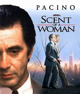 Pacino Scent Of A Woman poster
